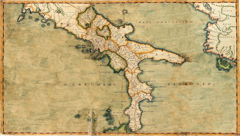 Royaume de Sicile, Stigliolia, Cartaro